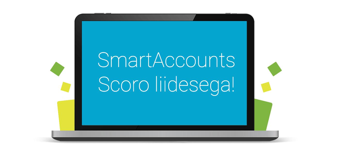 SmartAccountsi uuendused juulis 2015