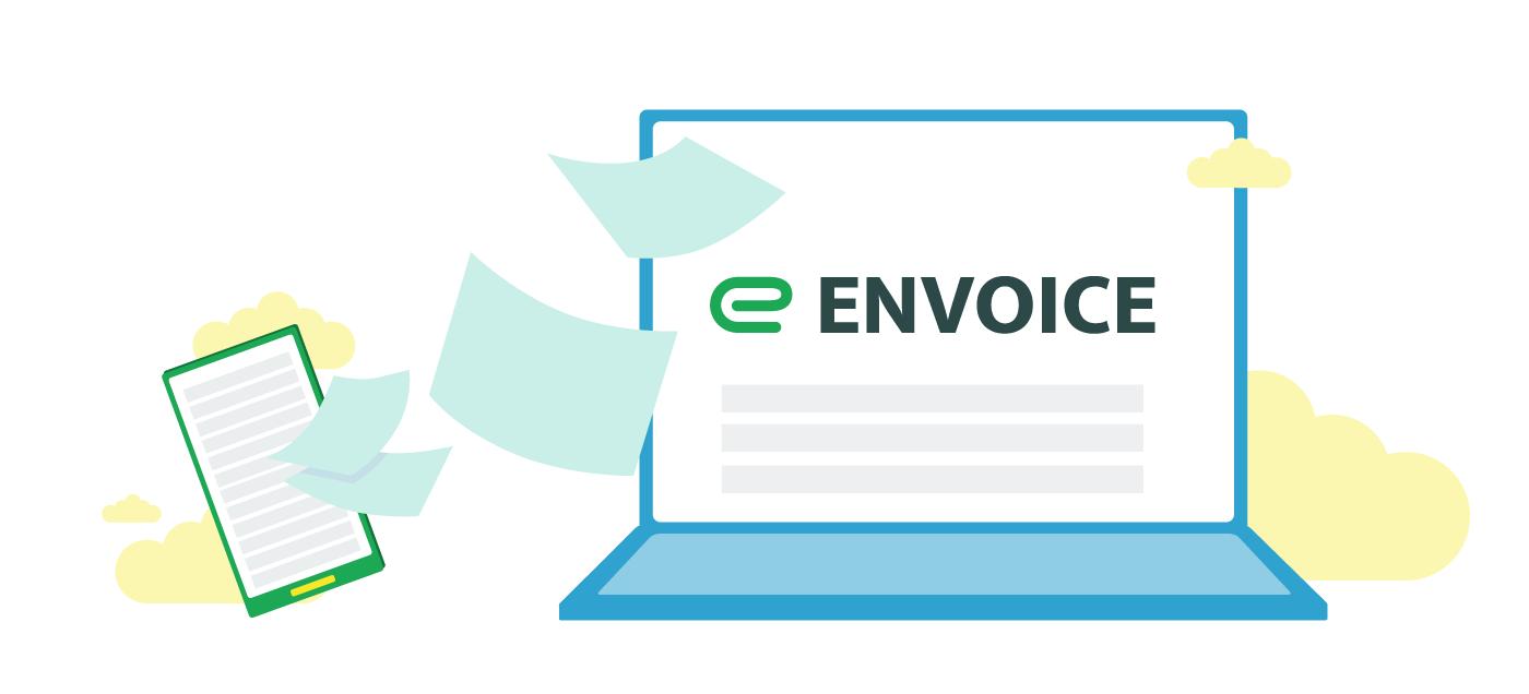 Valminud on liides Envoice tarkvaraga!