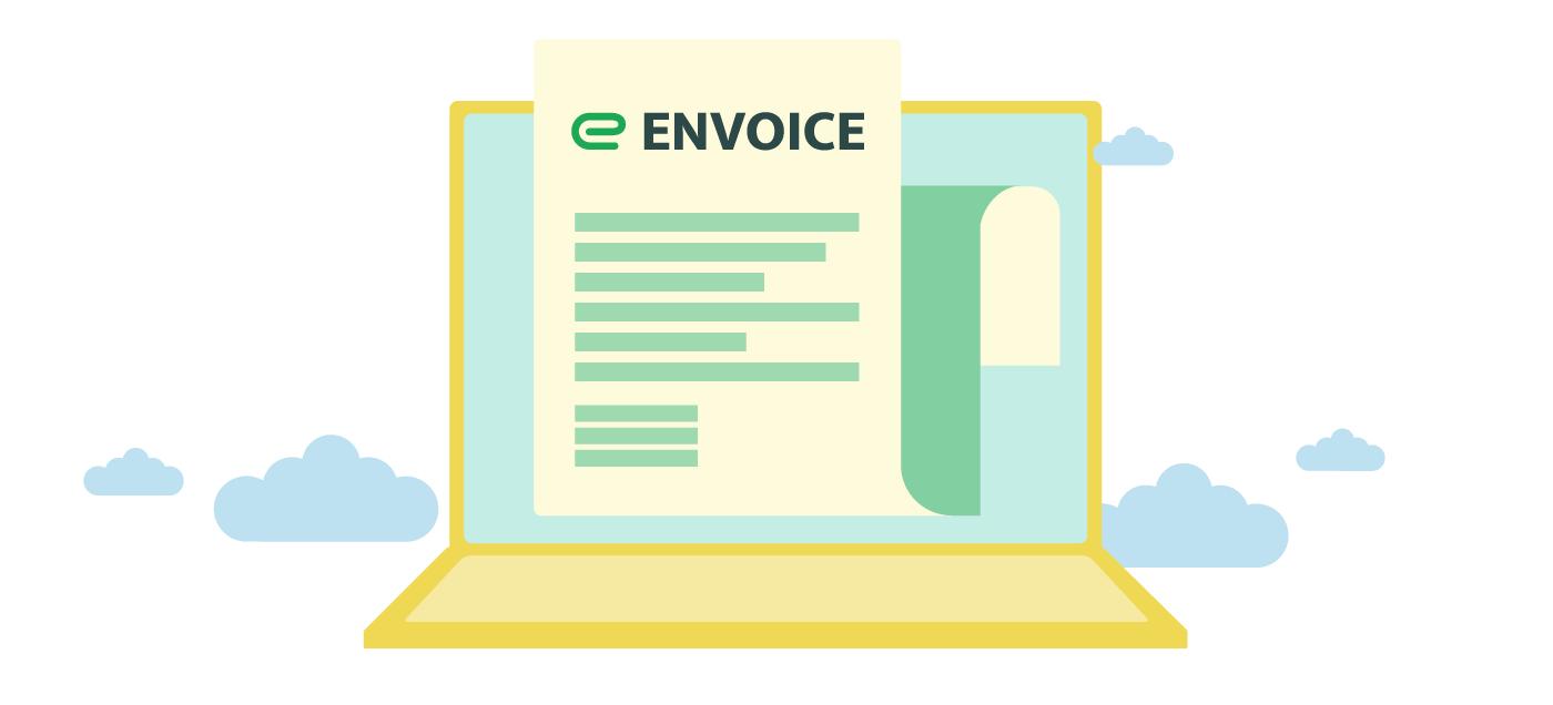 Head uudised Envoice liidese kasutajatele