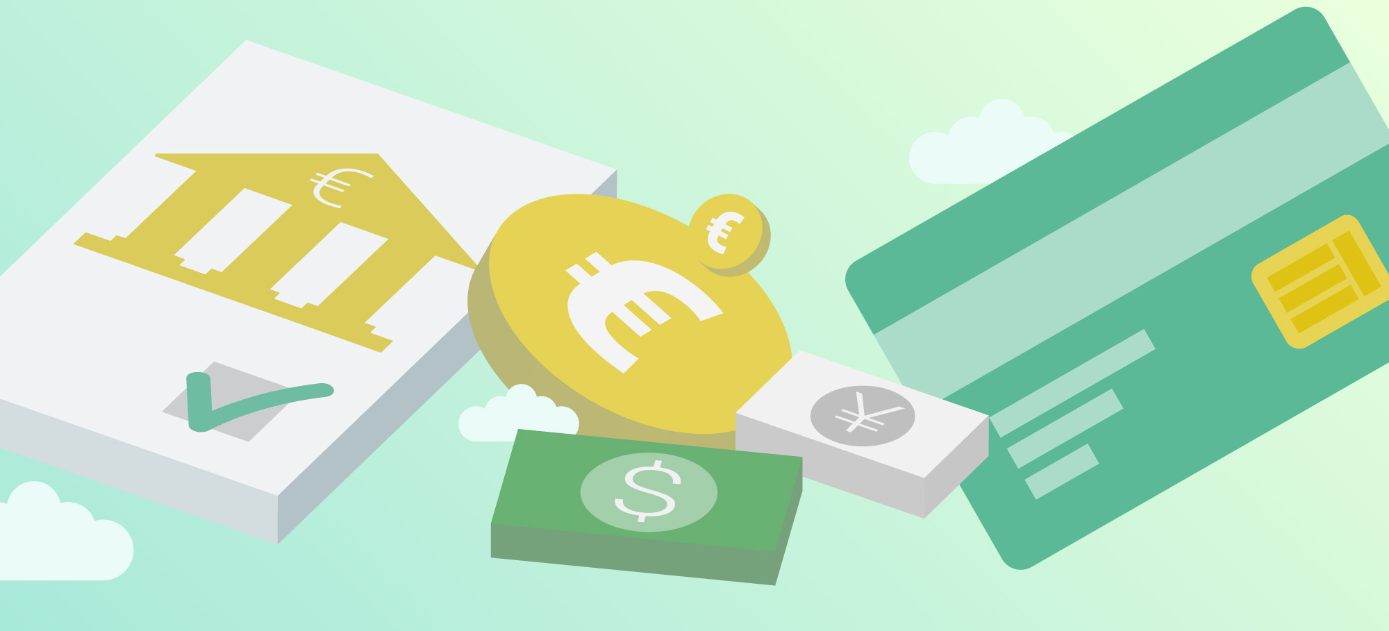 uus pangamaksete impordi funktsionaalsus