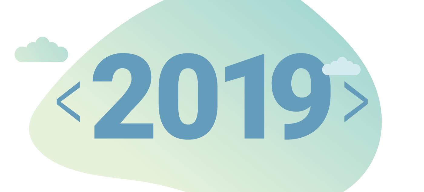 2019. aasta arendused