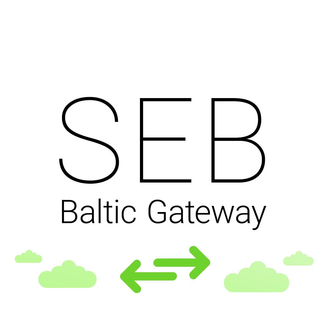 SEB Baltic Gateway valmis!
