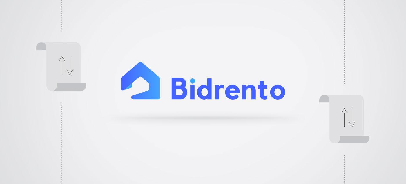 Valminud on liides Bidrento tarkvaraga